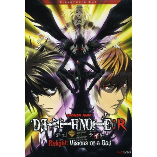 Death Note: Re-Light, Vol. 1 - Visions Of A God (Widescreen)