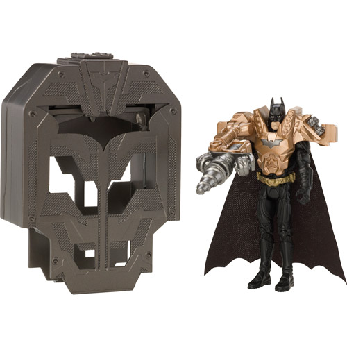 Batman Dark Knight Rises QuickTek Missile Armor Batman Action Figure