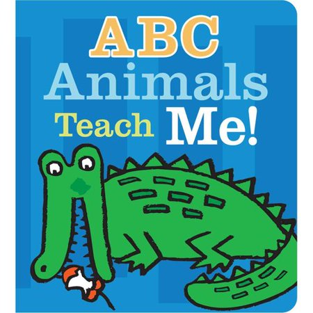 ABC Animals Teach Me! by