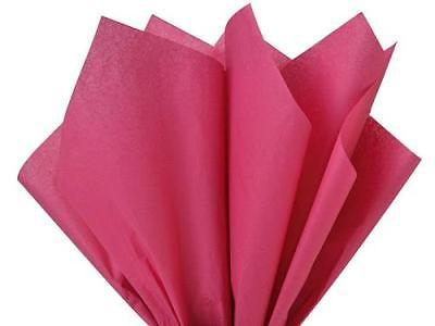 "Light Pink Tissue Paper 20x30/"" 480 Sheet Pack DIY Packaging Made in USA"