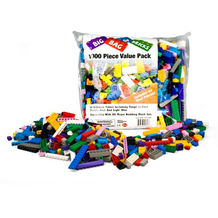 Pontiac Big Block - Building Bricks - 1000pcs