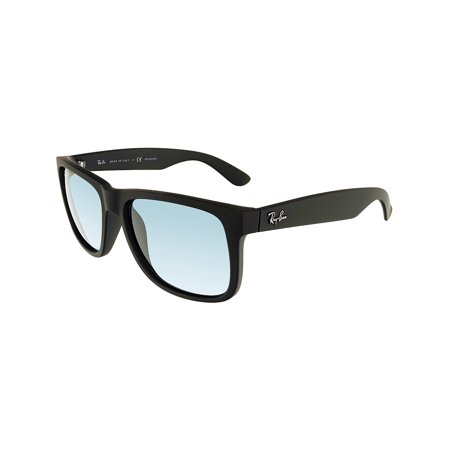 Ray-Ban Justin Polarized Blue Classic Sunglasses, RB4165-622/2V-55 (Ray Ban Brille Sale)