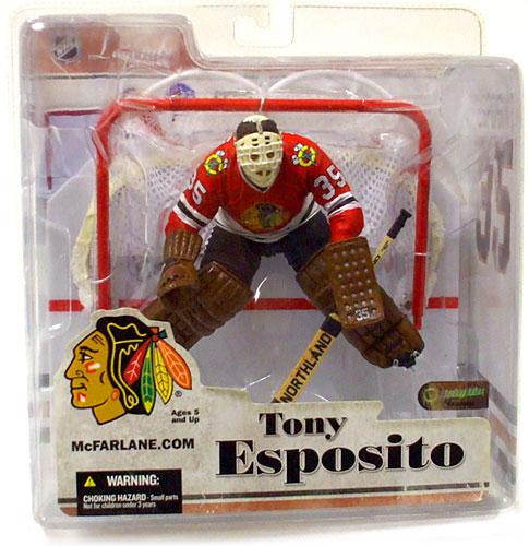 Mcfarlane NHL Sports Picks Legends Series 3 Tony Esposito...