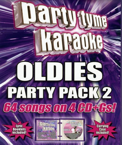 Party Tyme Karaoke: Oldies Party Pack, Vol. 2