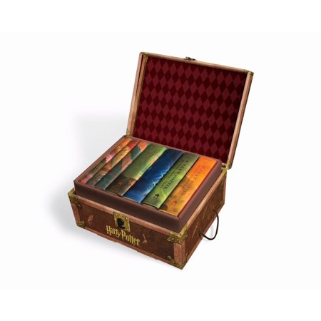 Harry Potter Hard Cover Boxed Set  Books  1 7
