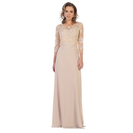 MOTHER OF THE BRIDE FORMAL EVENING GOWN](Mother Of Bride Gifts)