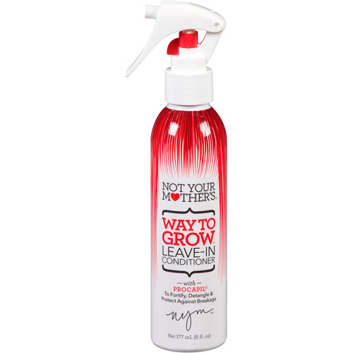 Not Your Mother's Way to Grow Leave-In Conditioner, 6.0 Fl Oz