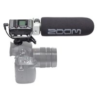 Zoom ZOOM-F1-SP Field Recorder with Shotgun Microphone