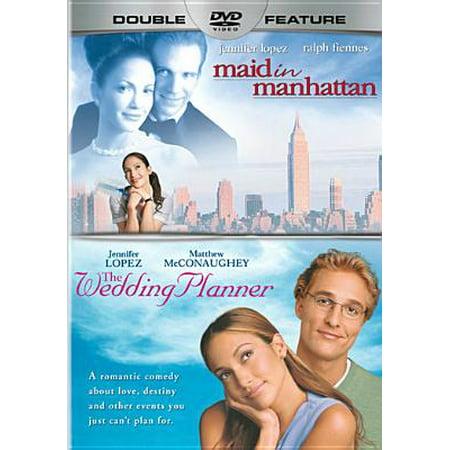 Maid In Manhattan / Wedding Planner (DVD) - Diy Wedding Planner