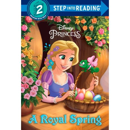 (A Royal Spring (Disney Princess))