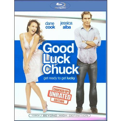 Good Luck Chuck: Chucked-Up Edition (Blu-ray) (Unrated)