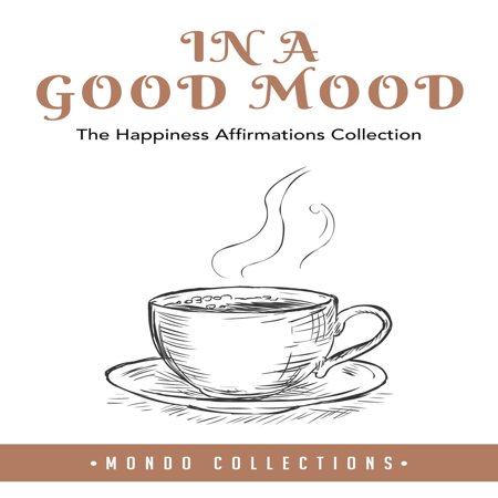 In a Good Mood: The Happiness Affirmations Collection - Audiobook Happiness is rarely something that comes automatically to us without being in the right state of mind. In order to feel happy, we have to be grateful for where we are in the moment, instead of longing for the past or wishing for the future. You dont have to wait for happiness to arrive at your door; you can start feeling good about your life now. This collection has been designed to help you commit to choosing happiness on a daily basis.This collection can help you:Start feeling great nowPractice genuine gratitude for what you haveBecome a happier personDevelop a more positive attitudeThe audiobook includes affirmations for choosing happiness right now. Listen during any part of the day or evening.Stop taking for granted what you have in your life and take stock of the people and things that mean the most to you. Choosing gratitude will inevitably put you on the path to happiness.