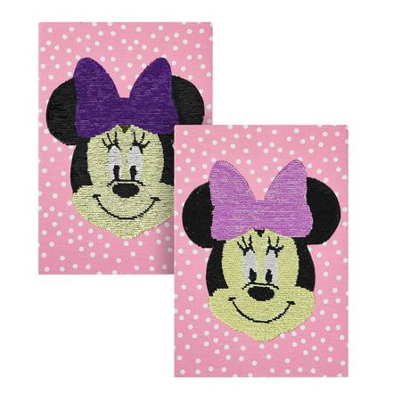 Minnie Mouse Reversible Sequin Wall Art - Walmart.com