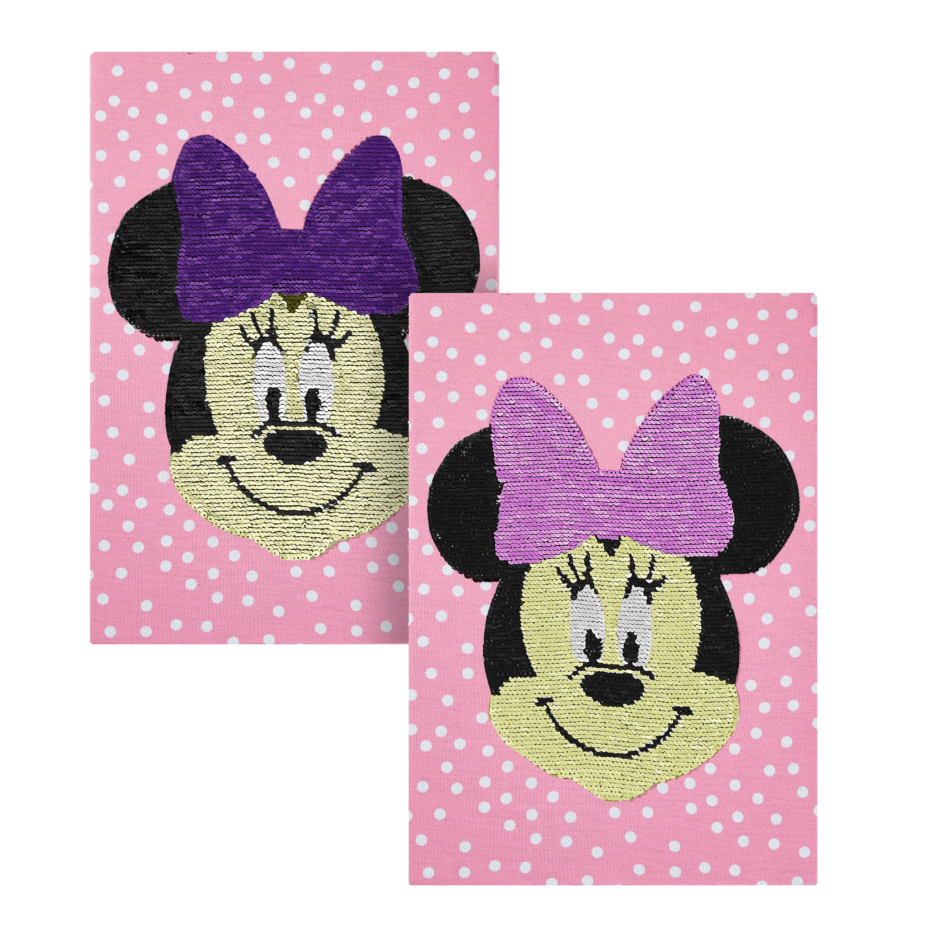 Minnie Mouse Reversible Sequin Wall Art