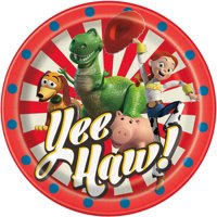 AR Interactive Toy Story Paper Dessert Plates, 7in, 24ct