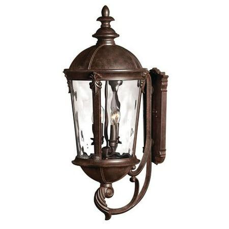 Hinkley Lighting 1895 Led 1 Light 32  Height Led Outdoor Lantern Wall Sconce Fro