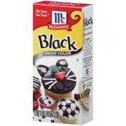 McCormick® Black Food Color, 1 fl oz - Walmart.com