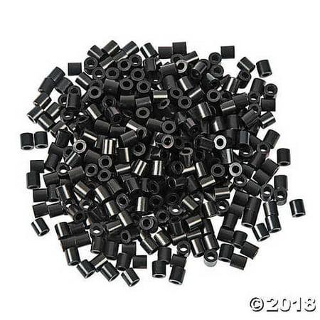 Black Fuse Beads - Fuse Beads