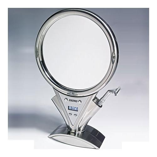 Zadro Z Fogless Power Zoom Lighted Mirror Walmart Com