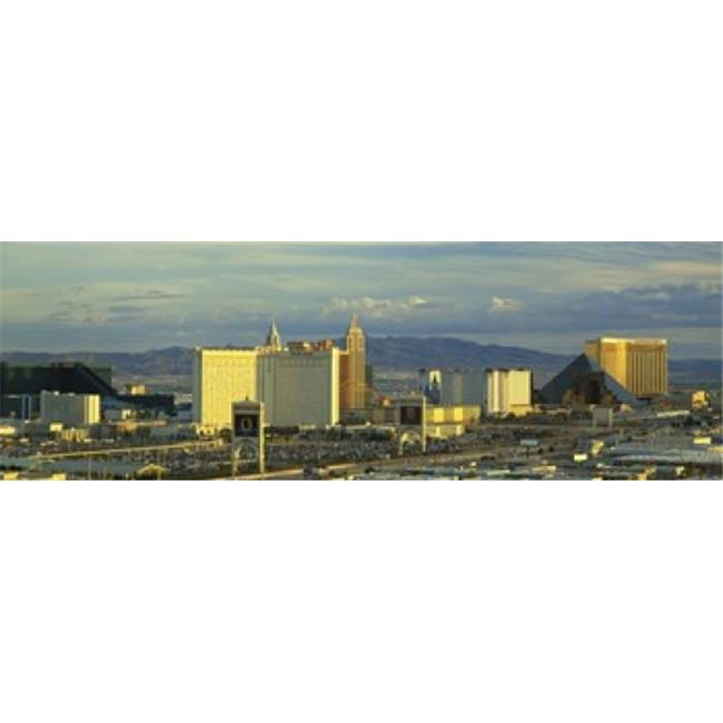 Images panoramiques PPI71351L Apr-s-midi Le Strip de Las Vegas NV USA d'affiche par images panoramiques - 36 x 12 - image 1 de 1