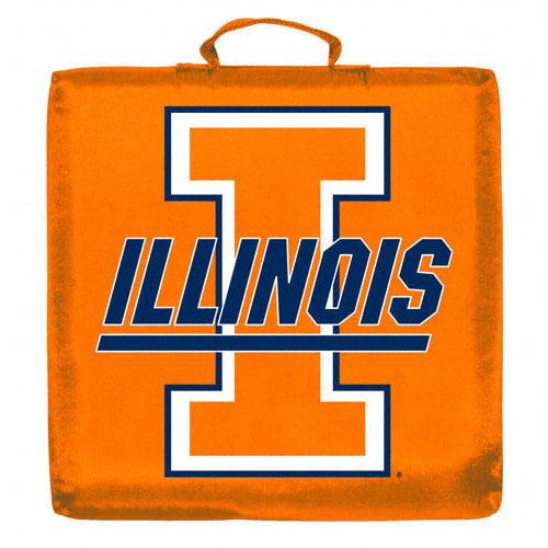 NCAA - Illinois Fighting Illini Stadium Cushion