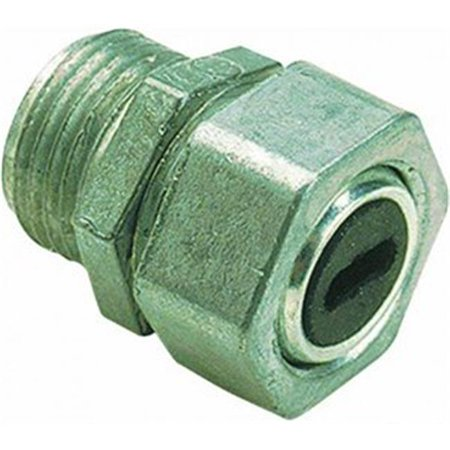 Thomas & Betts UF201-1 0 5 in  Underground Feeder Cable Connector