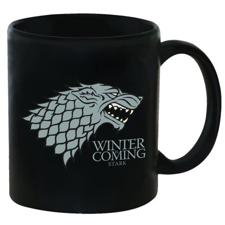 - Game of Thrones Collectible Mugs (Stark Sigil) Winter is Coming
