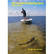 The Ten Best Redfishing Spots in North America - eBook