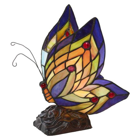 River of Goods Butterfly Wings Table Lamp