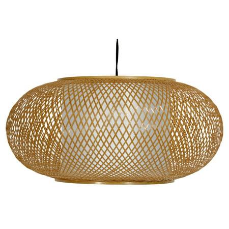 - Honey Kata Japanese Ceiling Lantern