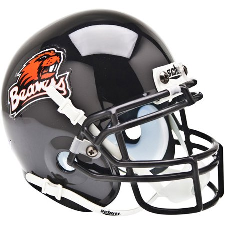 Shutt Sports NCAA Mini Helmet, Oregon State Beavers - Oregon State University Helmet