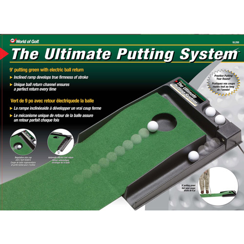 JEF World of Golf Ultimate Putting System