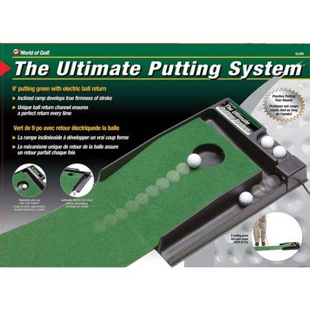 Jef World Of Golf Ultimate Putting System