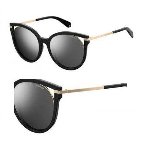 fc8f53647017 polaroid-sunglasses - Polaroid Sunglasses Women s Pld4067fs Polarized Oval  Sunglasses