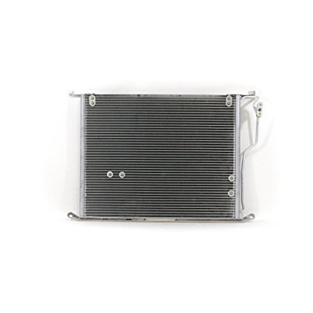 A-C Condenser - Pacific Best Inc For/Fit 3253 00-06 Mercedes-Benz 220  S-Class S430 S500 S55 S600 WITHOUT Transmission Oil Cooler