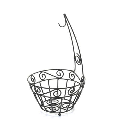 Spectrum Diversified Scroll Pantryware Fruit Basket