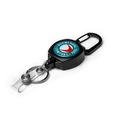 Mid Zinger Carabiner with 24