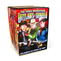 Three Mesquiteers: Ultimate Collection (DVD)