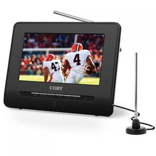 Coby TFTV992 9-Inch Portable Digital LCD TV