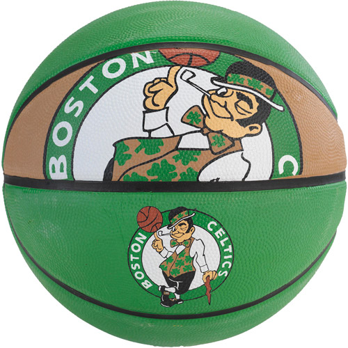 Spalding NBA Boston Celtics Team Ball