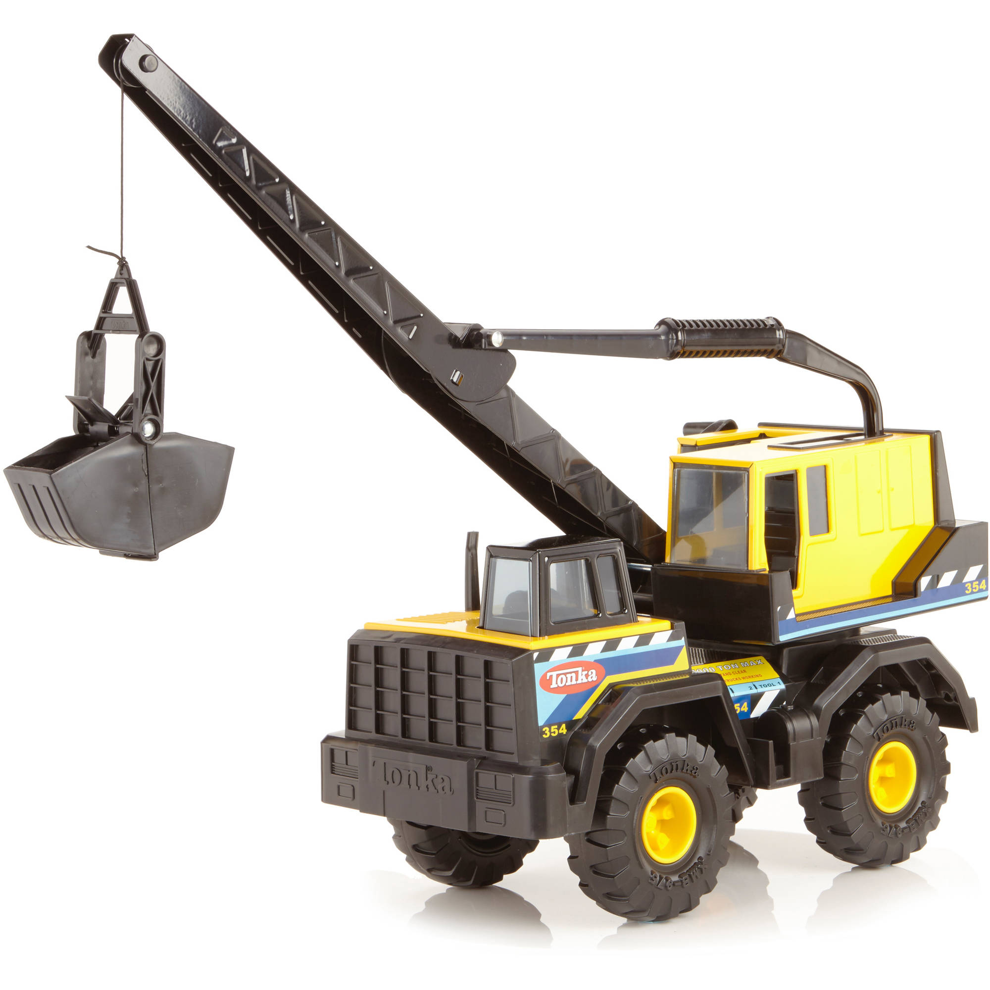 Funrise Tonka Steel Classic Mighty Crane