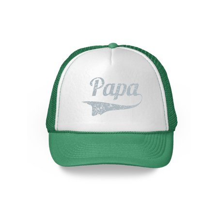 Awkward Styles Papa Trucker Hat Father s Day Gifts for Men Dad Hats Dad  2018 Trucker Hat Funny Gifts for Dad Hat Accessories for Men Father Trucker  Hat ... f563c977419