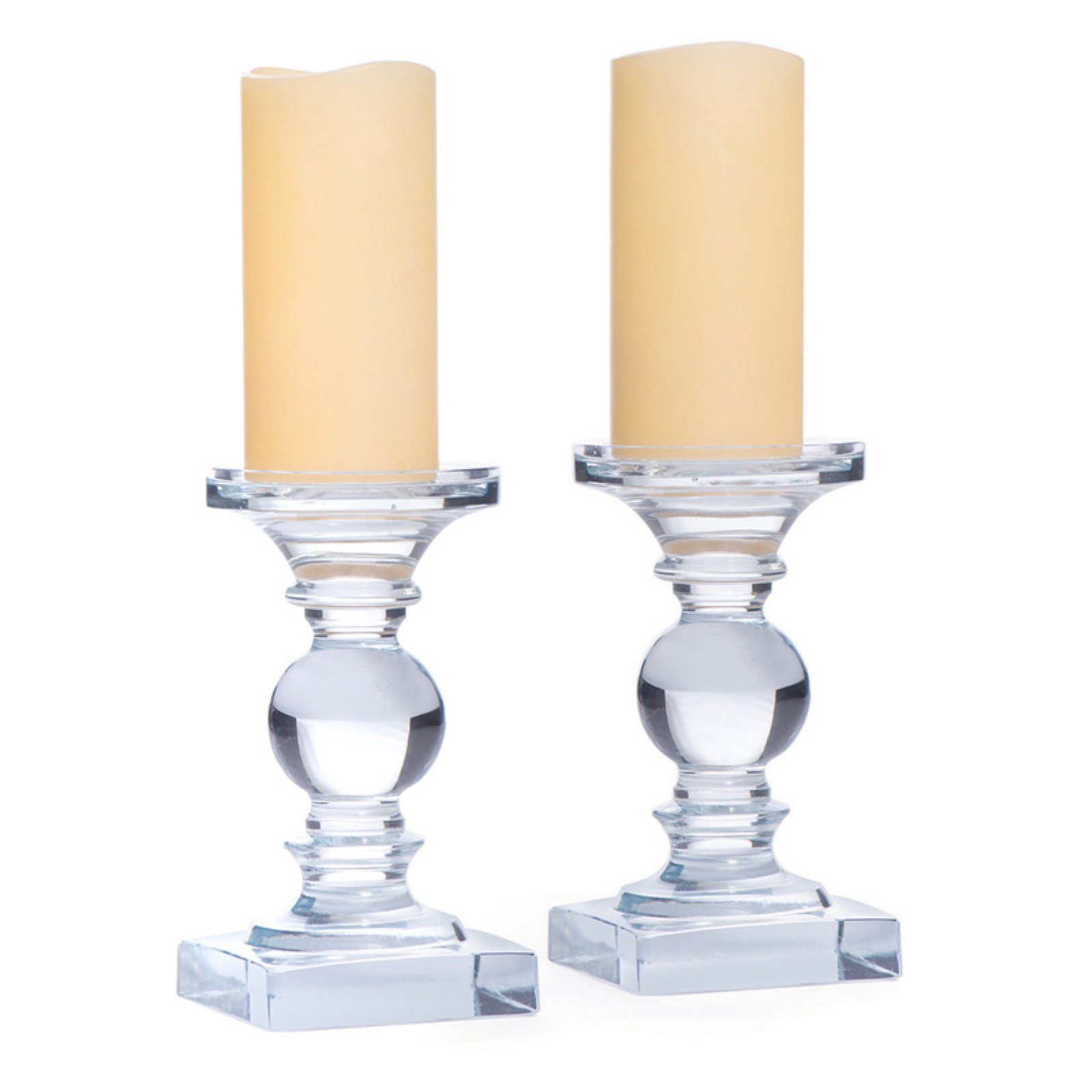 Hip Vintage Monroe Candle Holder - Set of 2