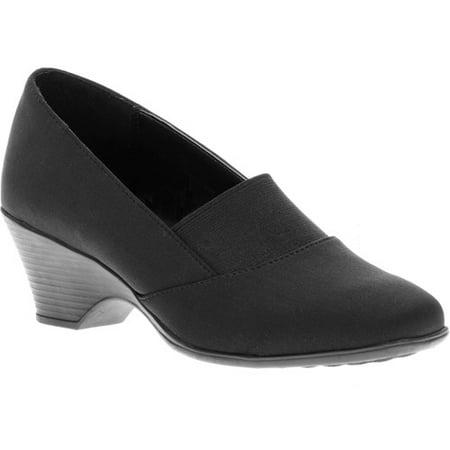 16656512e97 George - George - Women s Carole Wedge Comfort Start Shoes - Walmart.com