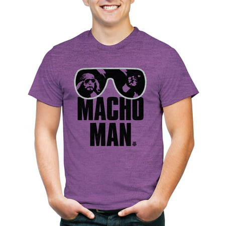 Movies & Tv Wwe macho man authentic men