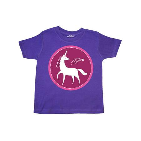 Unicorn Girls Gift Idea Toddler T-Shirt (Unicorn Gift Ideas)