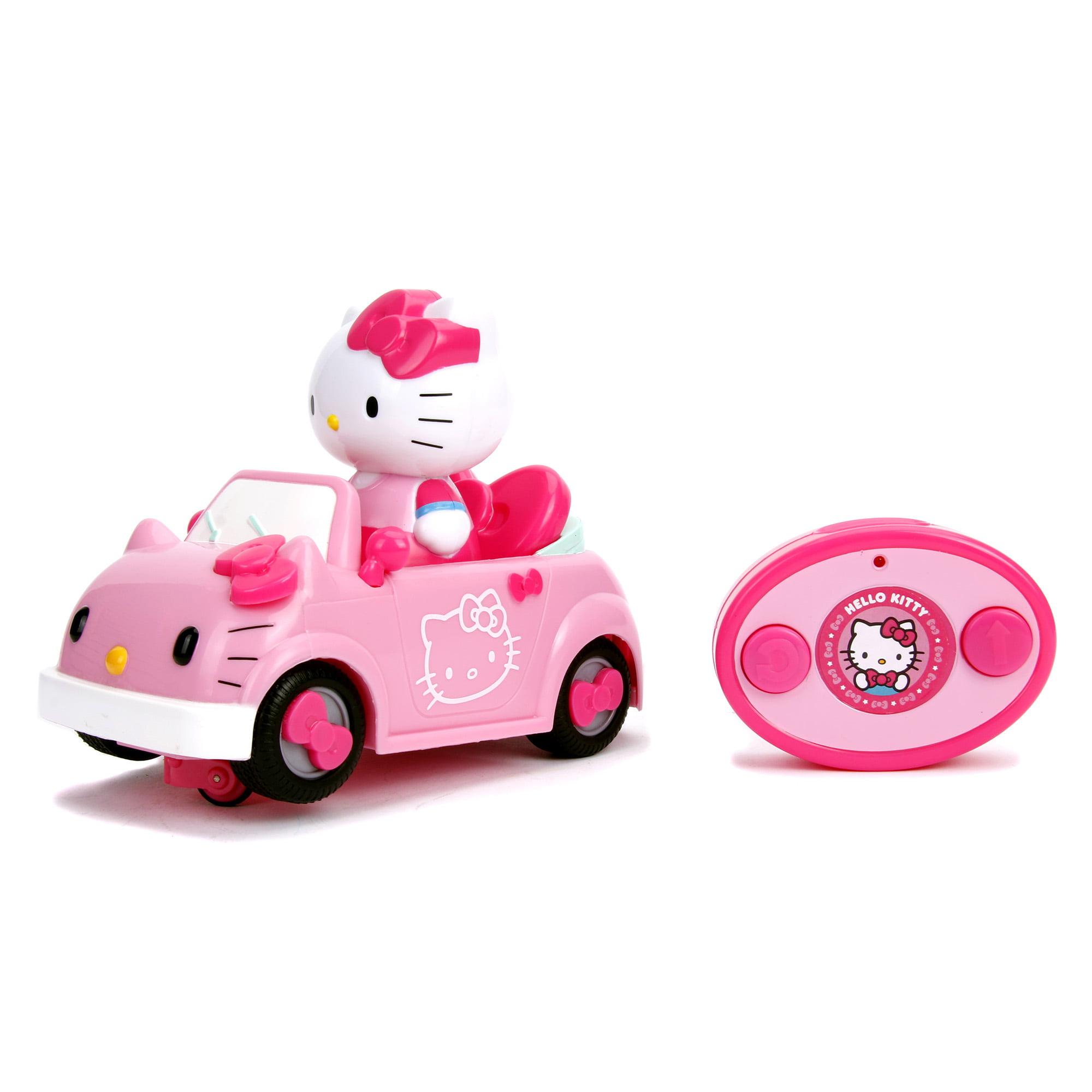 Hello Kitty Radio Control Vehicle