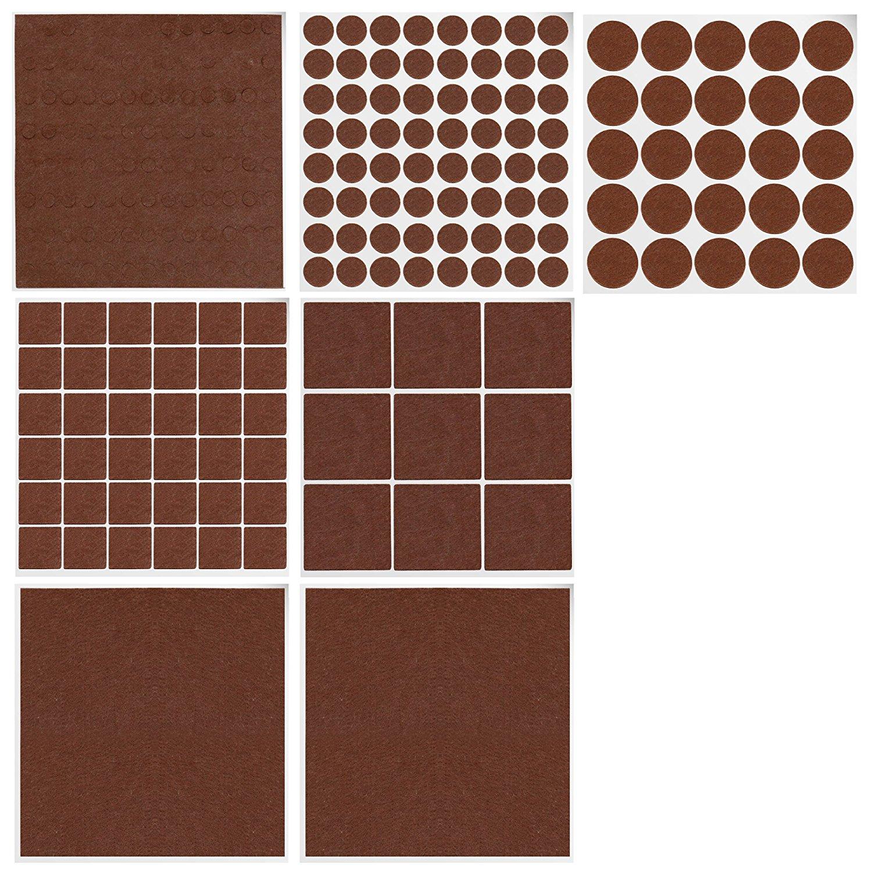 Gimars Furniture Pads 200 Piece Felt Pads Furniture Feet