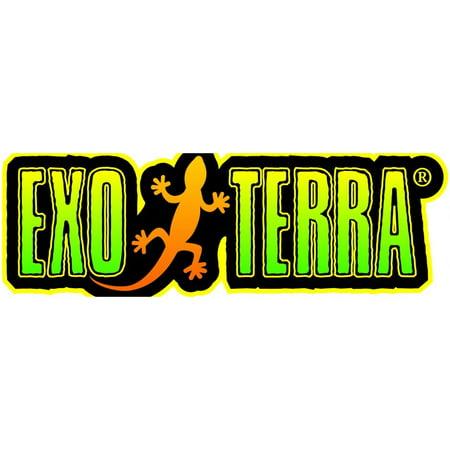 (Exo Terra Waterfall Reptile Terrarium Humidifier, Large)