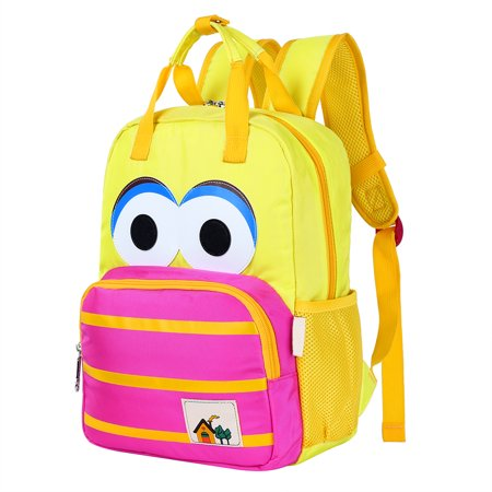 Kids Backpack Cute Preschool Children School Bag for Kindergarten Student and Pupil, Cartoon Pattern Design - Halloween Patterns For Kindergarten